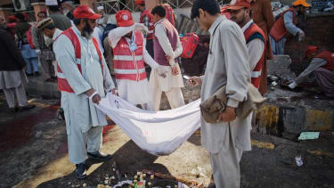 Even Afghanistan's Taliban condemns Pakistan school massacre
