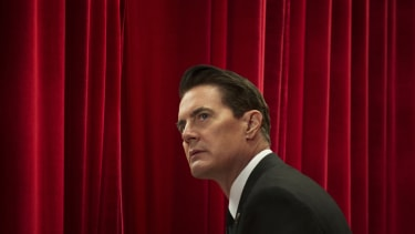Dale Cooper from Twin Peaks.