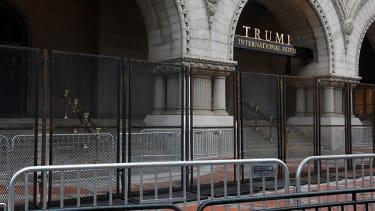 Saudi Arabia paid for a stay at the Trump International hotel in Washington