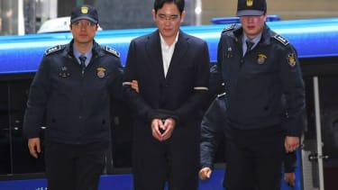 Samsung acting chief and heir apparent Lee Jae-yong indicted on bribery charges