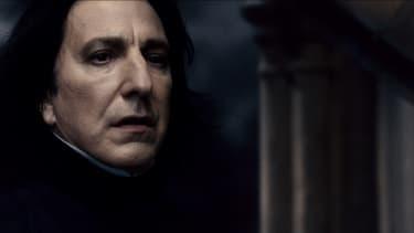 J.K. Rowling is sorry she killed Snape.