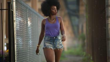 Teyonah Parris in Spike Lee's CHI-RAQ