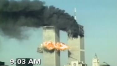 """The History Channel's timeline of the 9/11 attacks: On this tenth anniversary weekend, 40 specials will air including The History Channel's """"The Days After."""""""