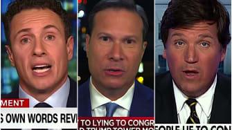 Chris Cuomo, Frank Figliuzzi, and Tucker Carlson discuss Michael Cohen