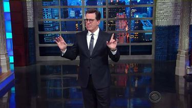 Stephen Colbert is not a fan of Republicans selling out internet privacy