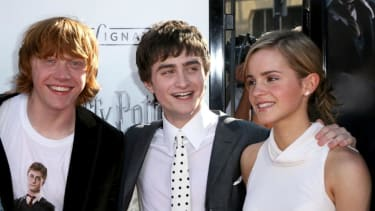 Daniel Radcliffe, Emma Watson, and Rupert Grint filmed some brand-new Harry Potter scenes
