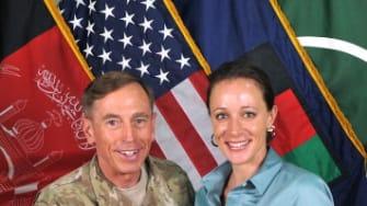 Gen. David Petraeus and Paula Broadwell