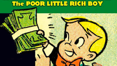 Netflix is rebooting Richie Rich as the inventor of a 'cool new green technology'