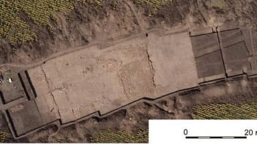 Archaeologists discover 6,000-year-old temple in Ukraine