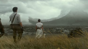 A scene from Star Wars