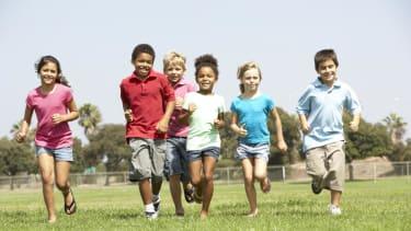 Study: Exercise improves kids' brains