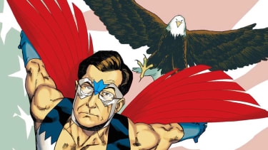 Watch Stephen Colbert lose out on becoming the next Captain America