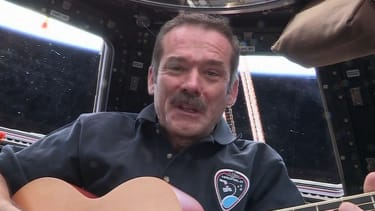 Coming to a TV near you: ABC's Chris Hadfield-inspired astronaut comedy