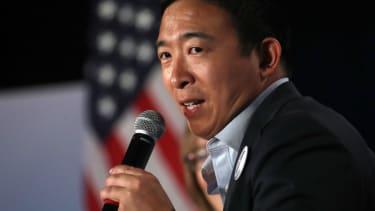 Andrew Yang.