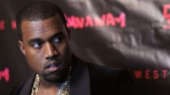 Kanye West only joined Twitter in July, yet the rapper has nearly 2 million followers.