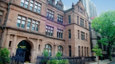 Manhattan's Trinity School kindergarten