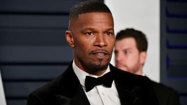 Jaime Foxx attends the 2019 Vanity Fair Oscar Party hosted by Radhika Jones at Wallis Annenberg Center for the Performing Arts on February 24, 2019 in Beverly Hills, California.
