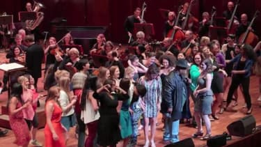 Sir Mix-A-Lot's 'Baby Got Back' gets the full orchestra treatment