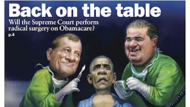 Check out a sneak peek of this week's cover of The Week magazine