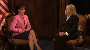Sarah Palin on SNL: 'I know that they portrayed me as an idiot, and I hated that'