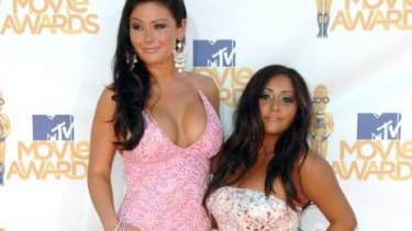 """""""Jersey Shore"""" cast members Jenni """"JWoww"""" Farley and Nicole """"Snooki"""" Polizzi are separating from the GTL pack and getting a reality spin-off series of their own."""