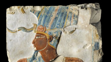 Ancient Egyptian temple discovered by allegedly illegal excavation