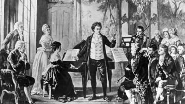 Researchers wonder if an irregular heartbeat was behind Beethoven's success
