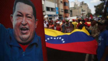 Venezuela's Socialists deliver altered 'Lord's Prayer' to Hugo Chávez