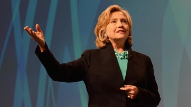 Hillary Clinton: Two-state solution to Israeli-Palestinian conflict is an 'essential concept'