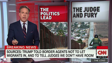 Trump told Border Patrol agents to break the law, two witnesses said