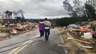 Severe storms left more than 20 people dead across the South.