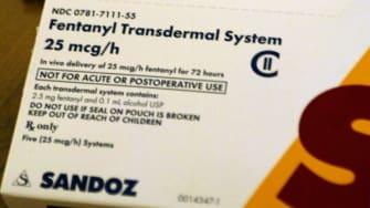 A fentanyl prescription.