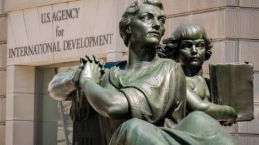 USAID headquarters.