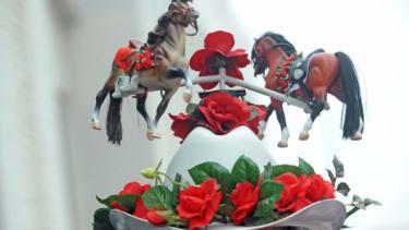 Horse loving headgear