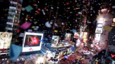 New Year's Rockin' Eve