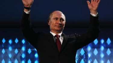 Vladimir Putin named Russia's 'Man of the Year' for 15th-straight time