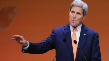 John Kerry: U.S. military could work with Iran in Iraq