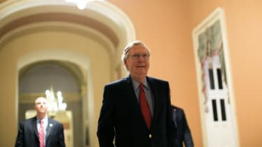 Sen. McConnell must have an extra pep in his step because of how easy Progress Kentucky is making things for him.