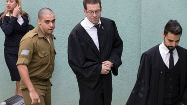 Israeli solider Elor Azaria convicted of manslaughter