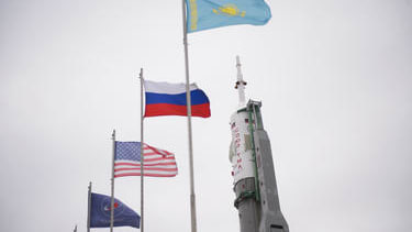 NASA severs almost all ties with Russia's space program, citing Crimea