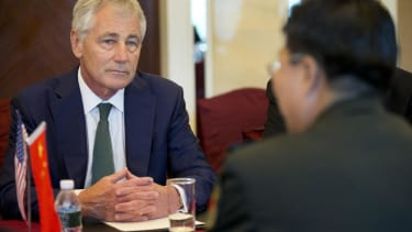 Secretary of Defense Hagel's strong criticism draws Chinese ire