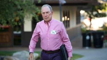 Mike Bloomberg.