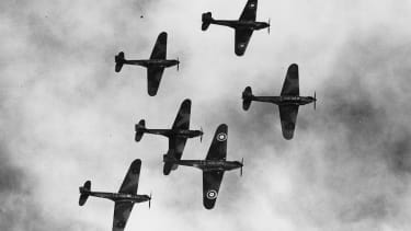 British bombers in WWII