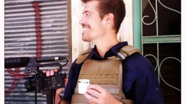 White House confirms video of James Foley's execution is authentic