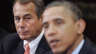 John Boehner unveils plan to avoid government shutdown but still fight Obama on immigration