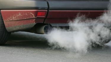 Michigan man gets ticket for warming car.