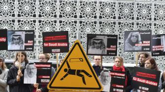 Anniversary of Jamal Khashoggi's death