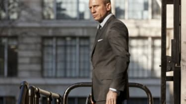 Daniel Craig and the rest of the 007 crew were reportedly given unprecedented access to Buckingham Palace to film a short James Bond movie for the Olympics opening ceremony.