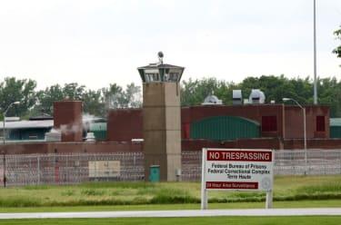 Terre Haute prison.