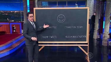 Stephen Colbert explains the Devin Nunes case